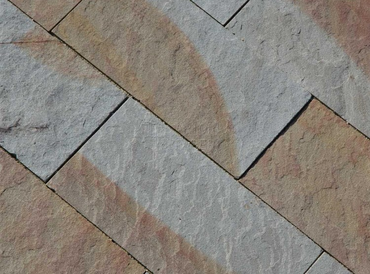 Chelverton Setts - Flamed Finish