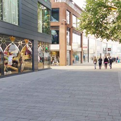CABOT CIRCUS STREETSCAPE