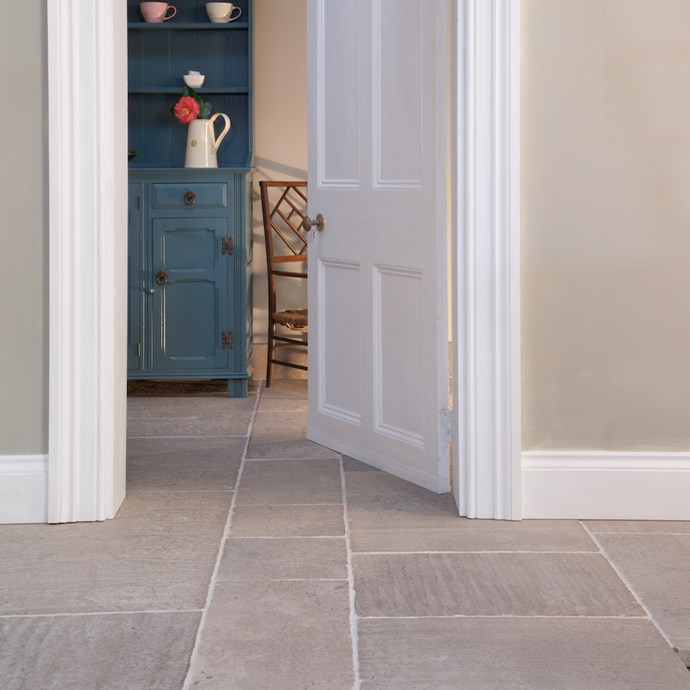 Restoration Sage Grey English Limestone